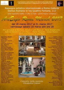 locandina-ArtExpo Rome March 2017 R
